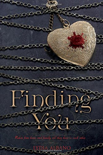 Finding you by Lydia Albano Available in major bookstores and Amazon.com September 2017
